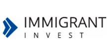 логотип Immigrant Invest