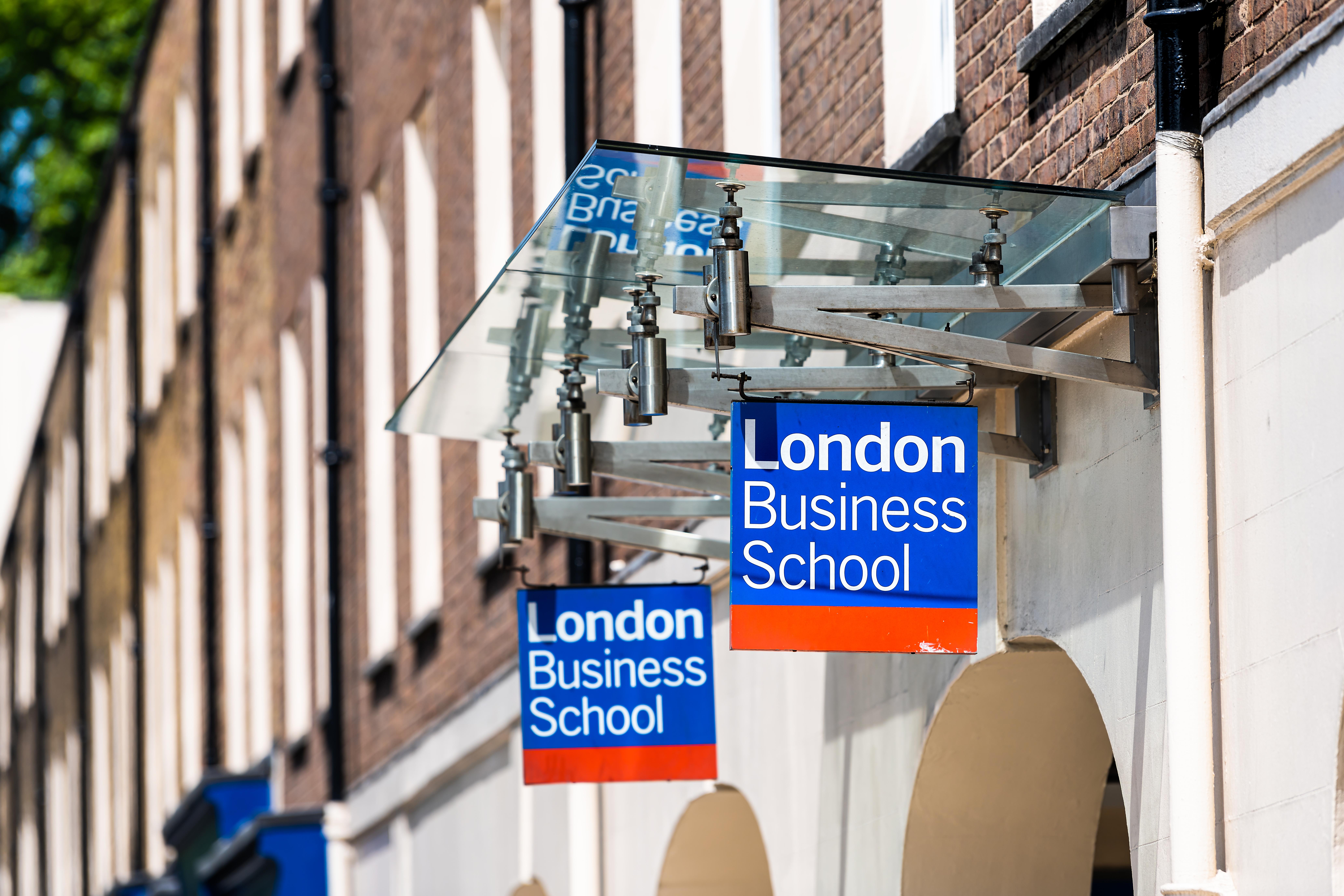 Лондонская бизнес-школа, одна из лучших в Европе