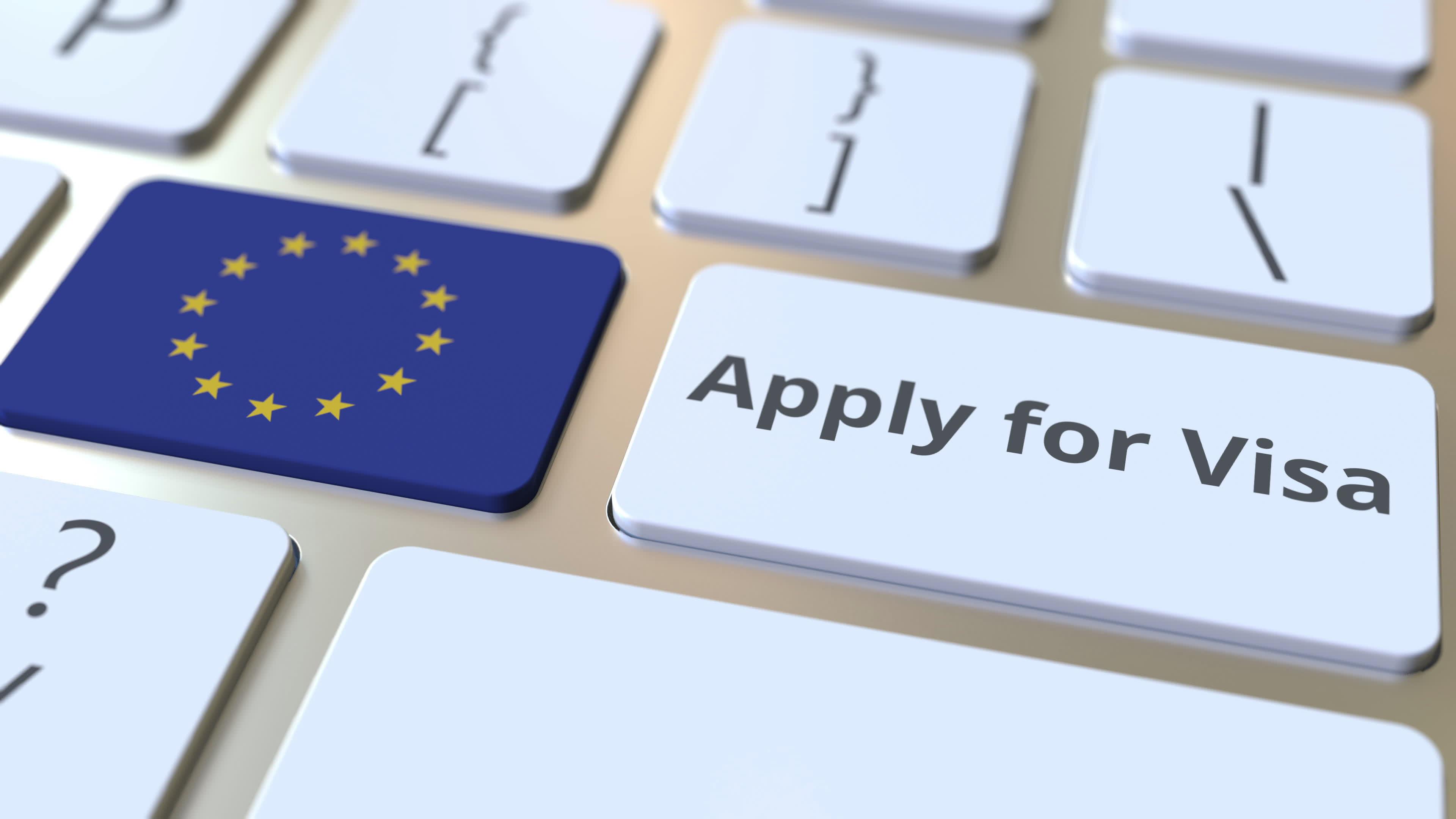 Концепция получения визы в ЕС