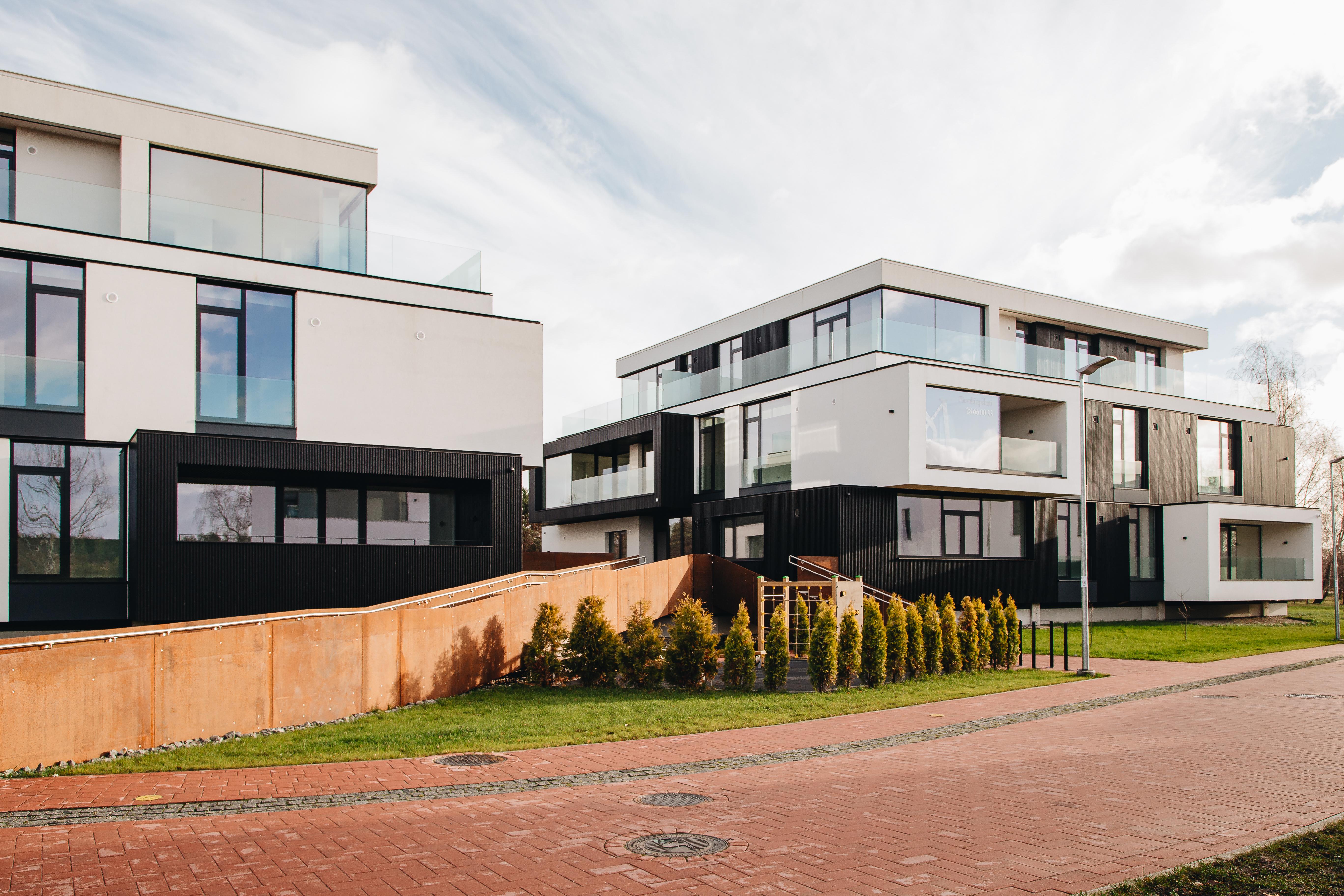 Дом в Латвии, который могут купить иностранцы