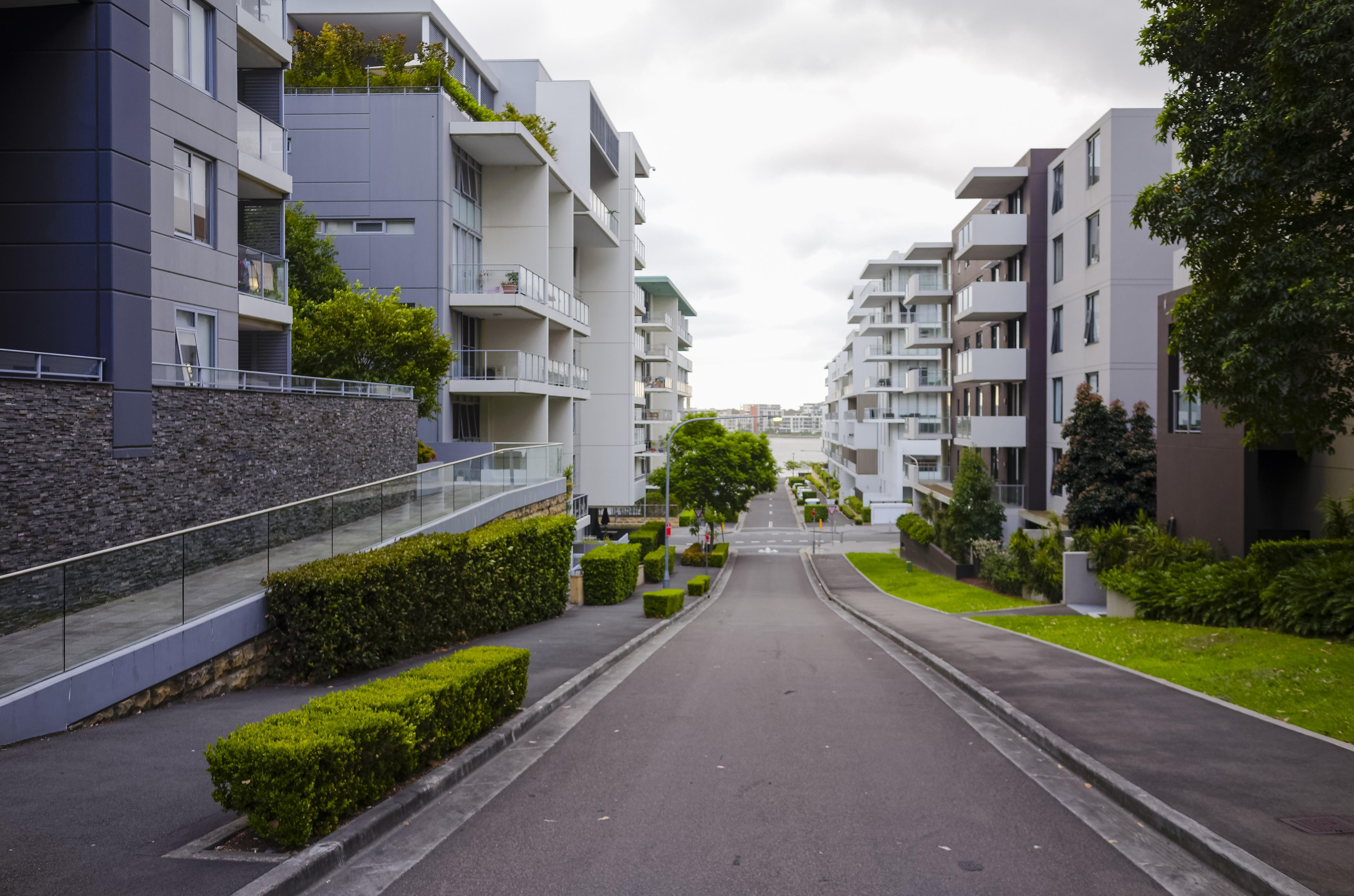 Современные австралийские дома в Сиднее