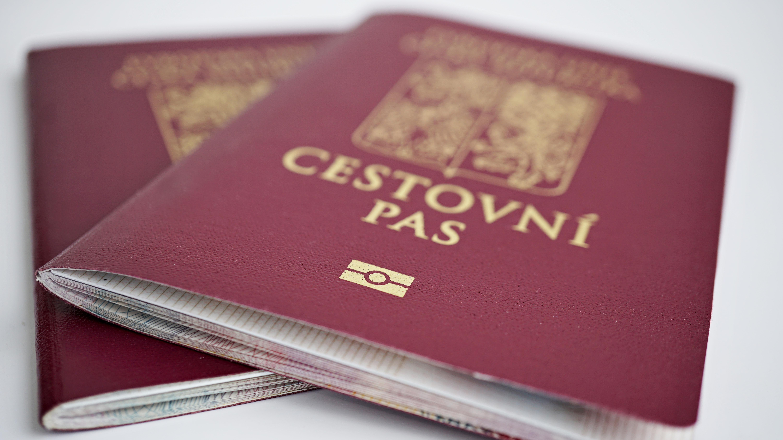 Получение Паспорта Чехии