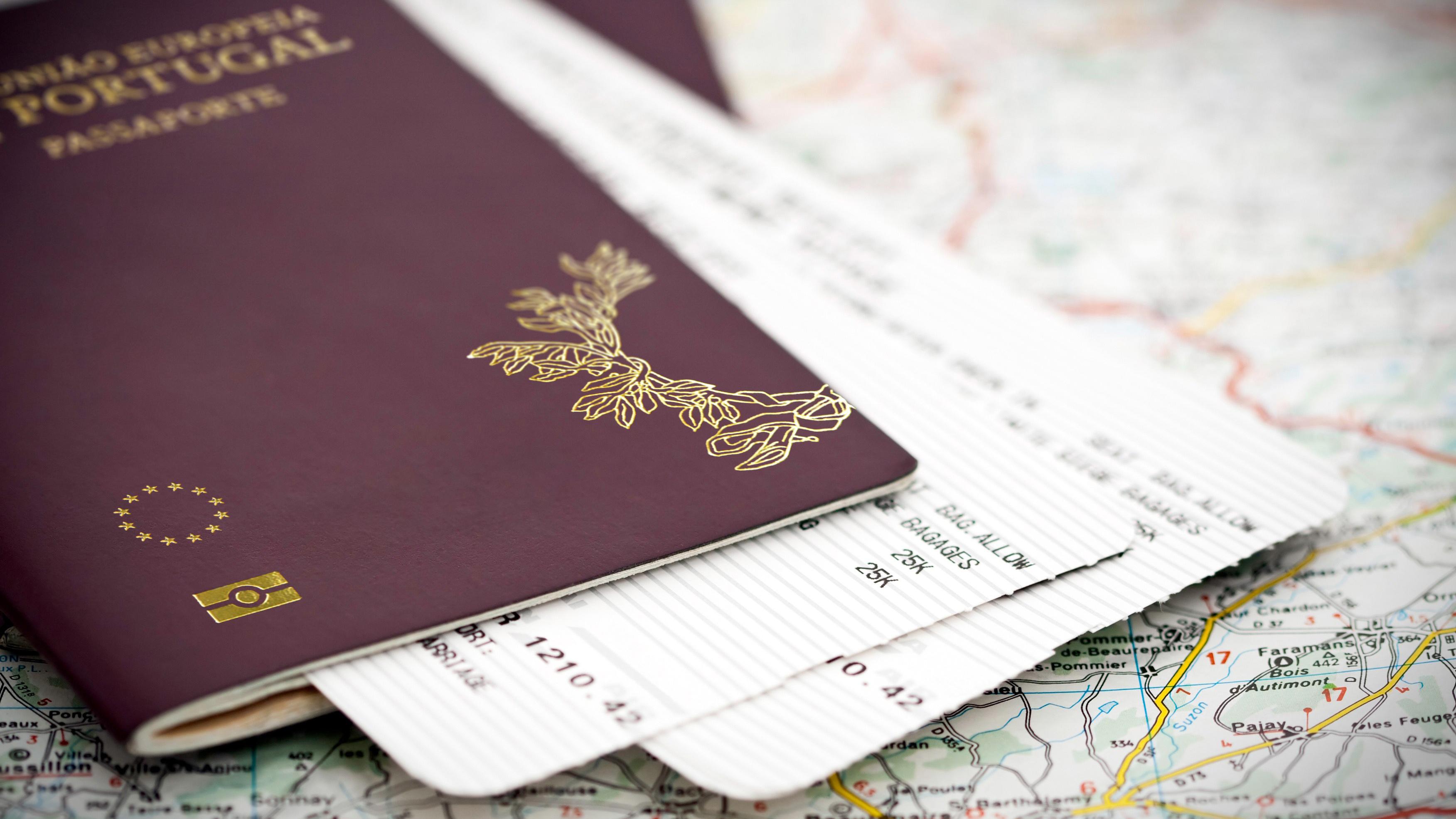 Получение паспорта Португалии