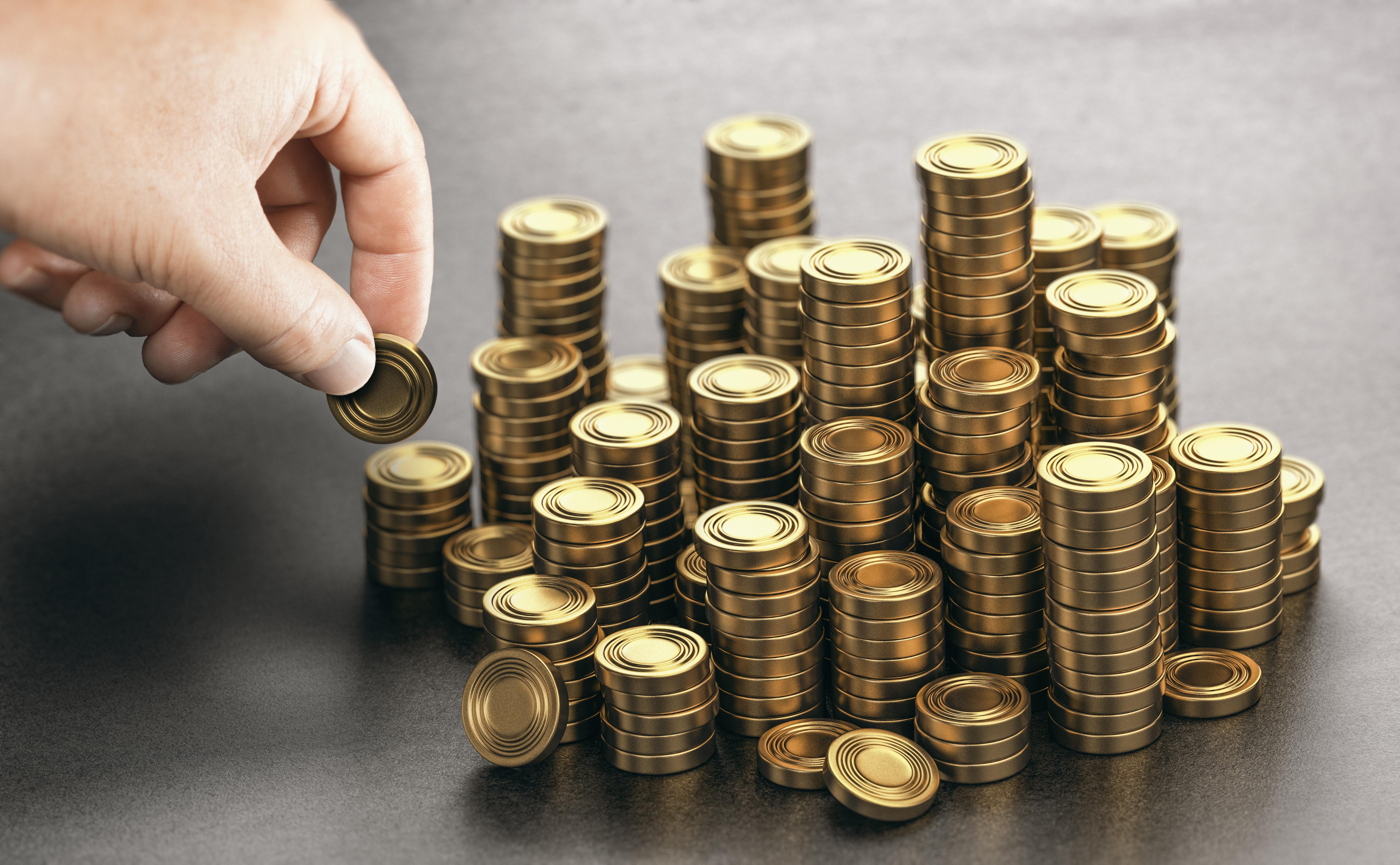 Монеты, как прототип инвестирования, чтобы получить ПМЖ в Латвии