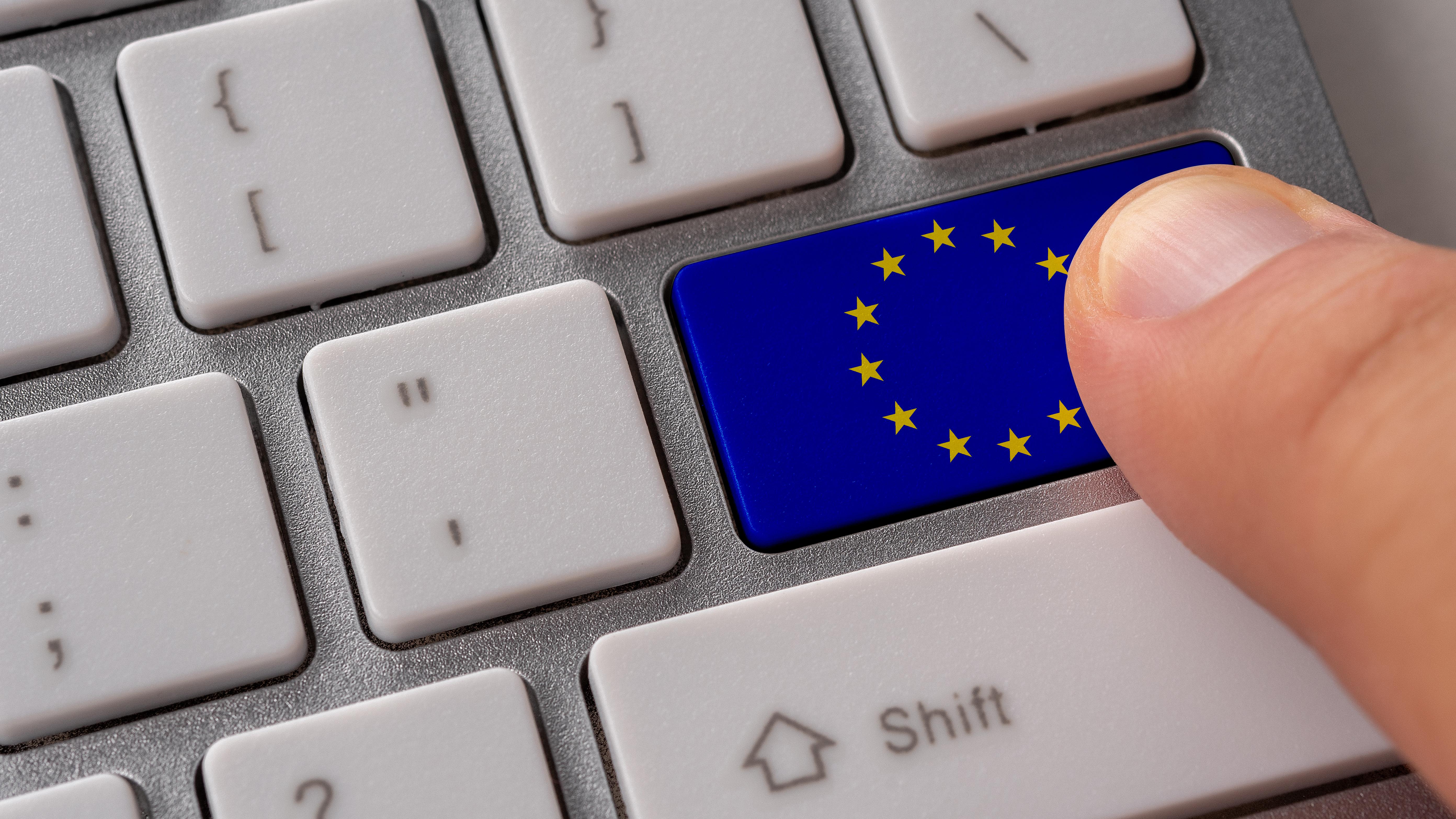 Работа в странах ЕС через интернет
