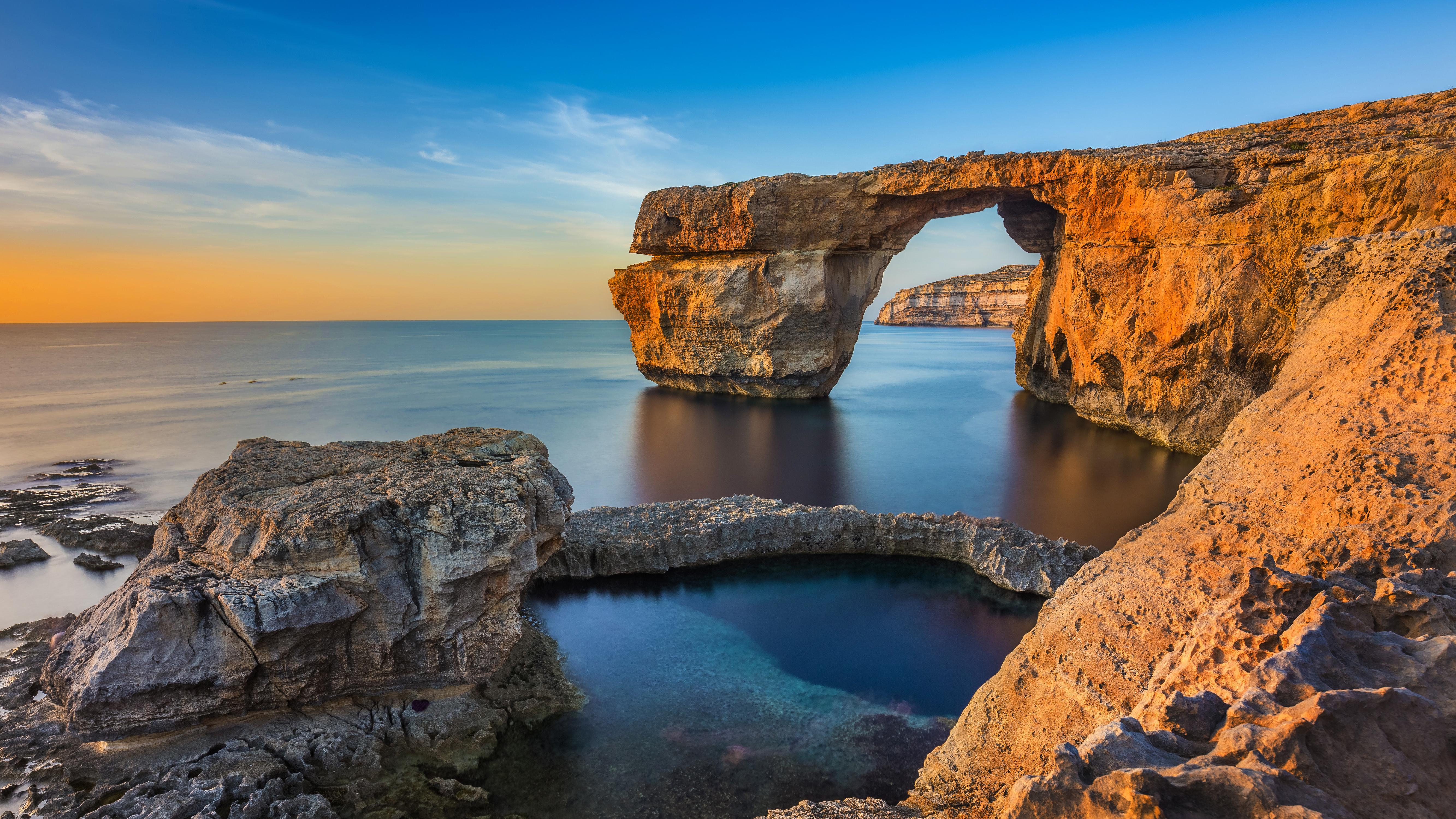 Морское побережье Мальты, ВНЖ которой могут получить россияне