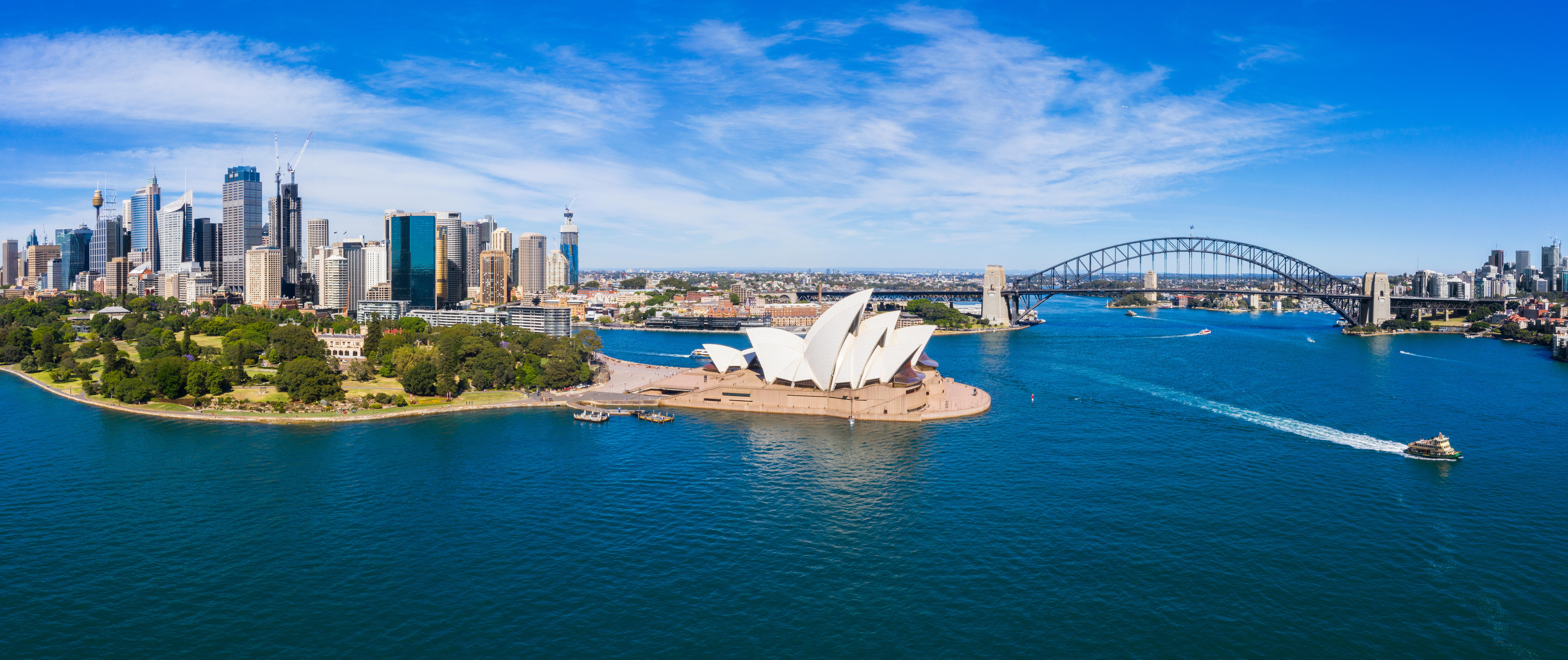 Сидней, город в Австралии, ВНЖ которой могут получить россияне, украинцы и белорусы