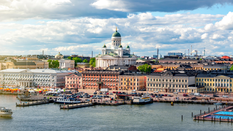 Хельсинки, столица Финляндии, ВНЖ которой могут получить россияне