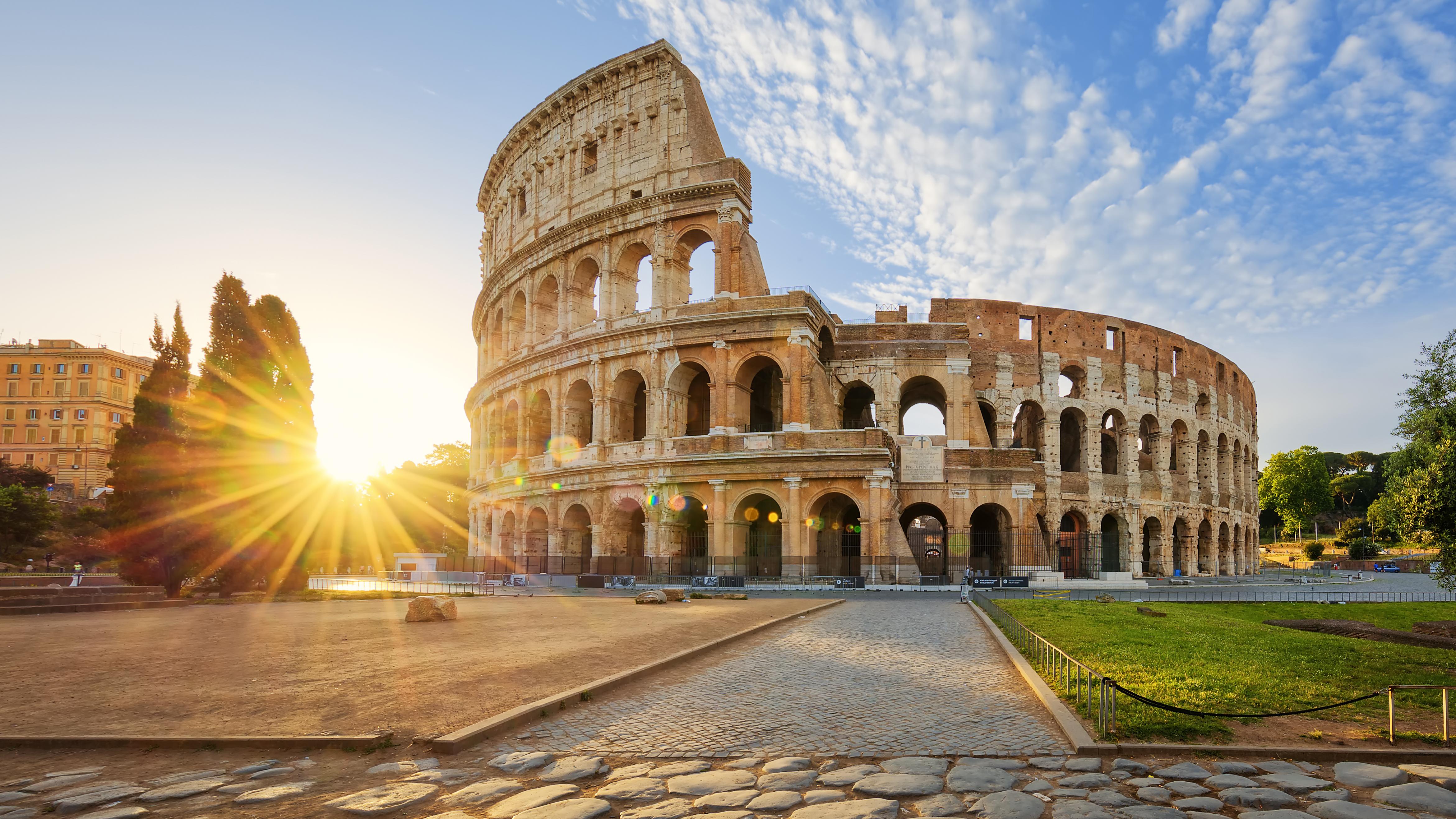 Колизей в Италии, страны, ВНЖ которой могут получить россияне