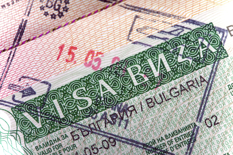 Национальная виза категории Д в Болгарию