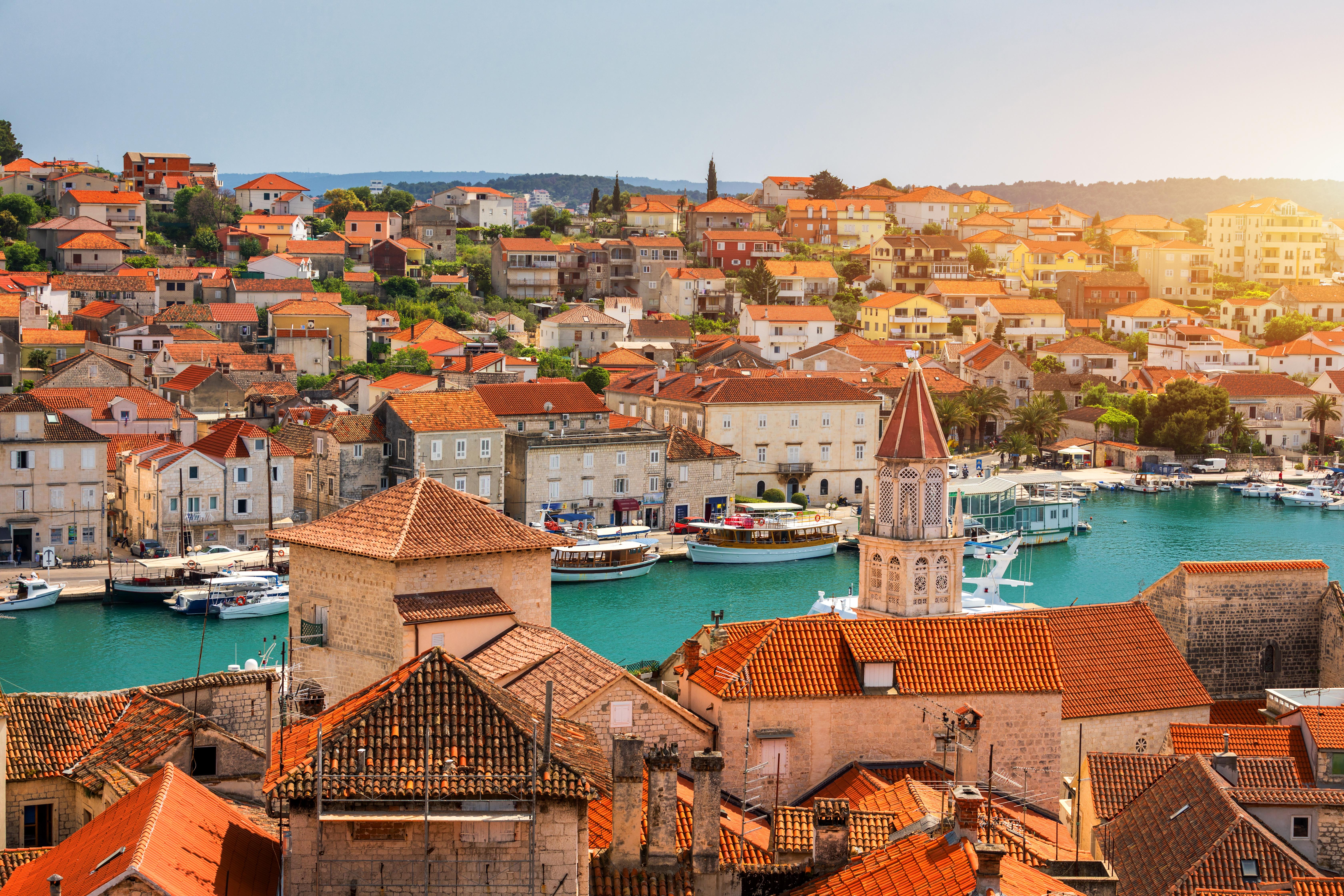 Хорватский город Трогир, недвижимость в котором могут купить иностранцы