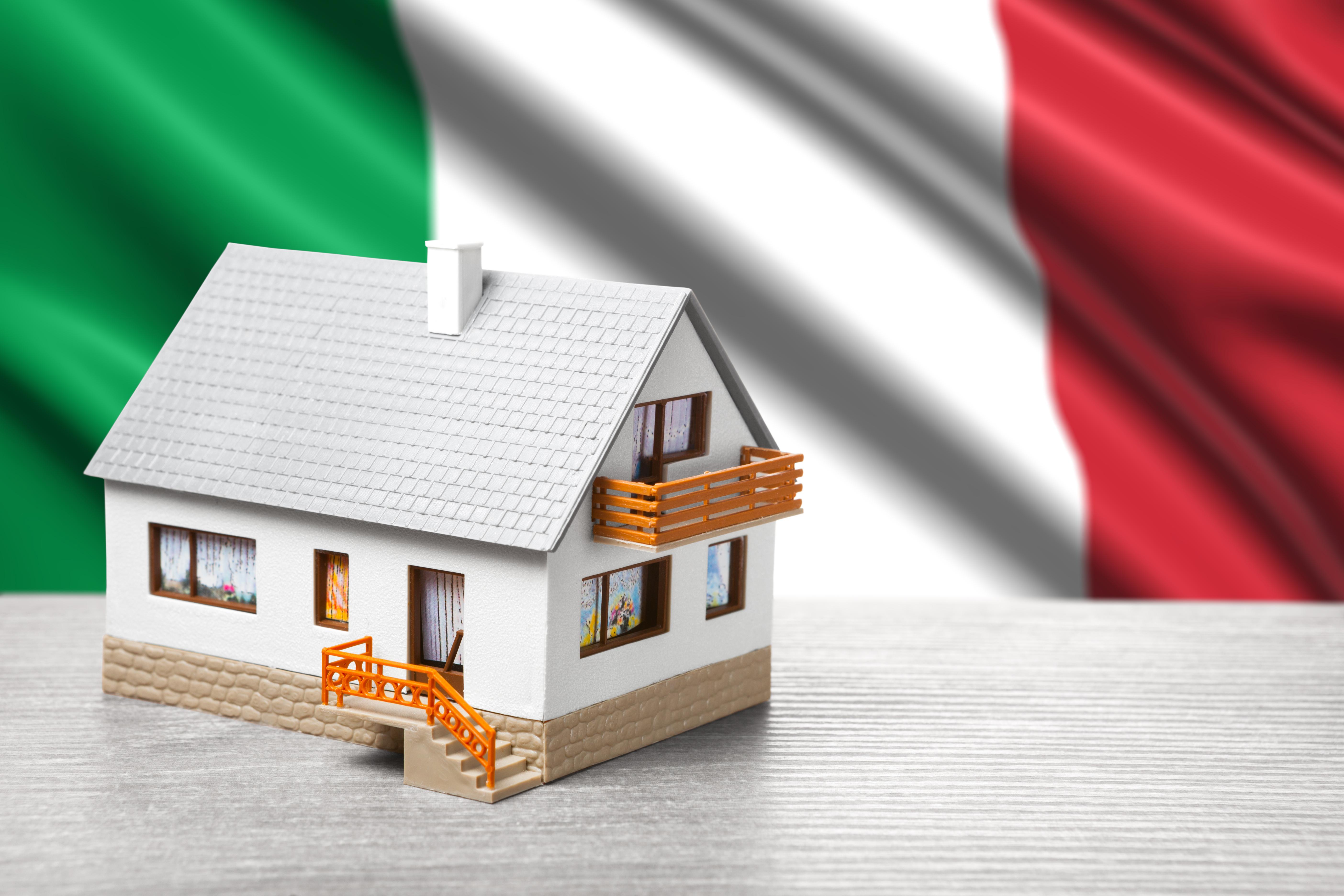 Покупка недвижимости в Италии