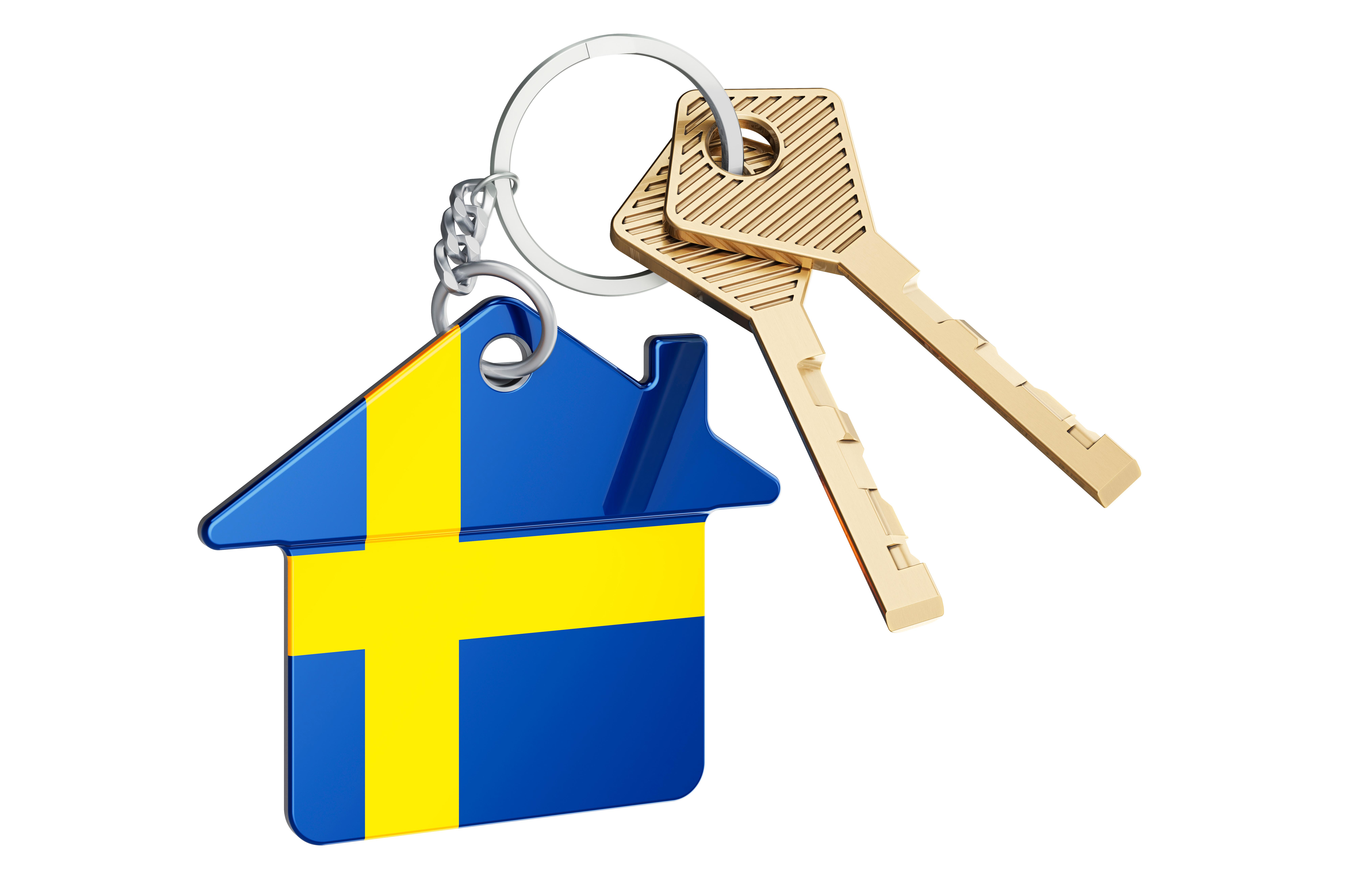 Покупка недвижимости в Швеции