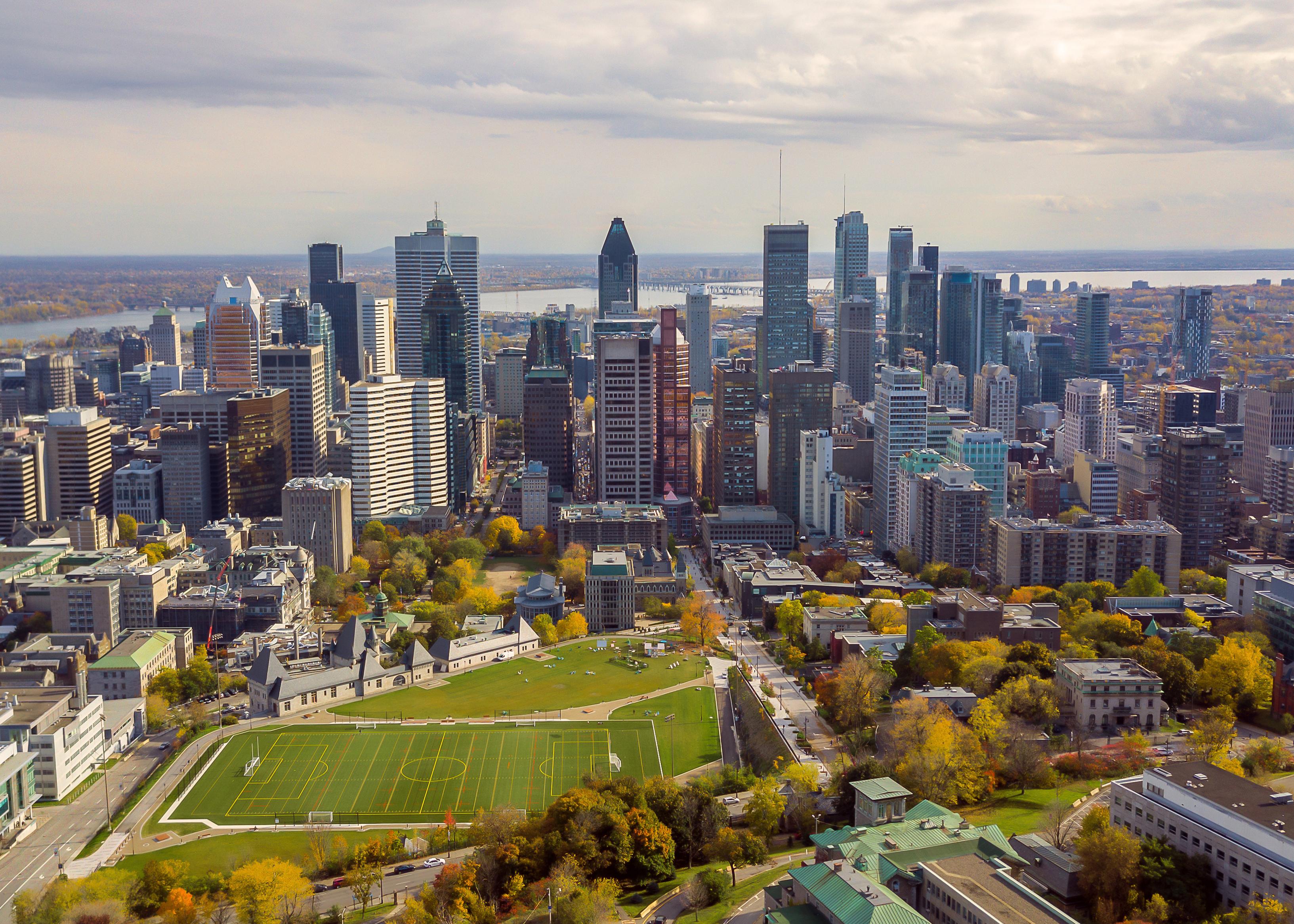 Город, куда можно переехать по трудоустройству в Канаде