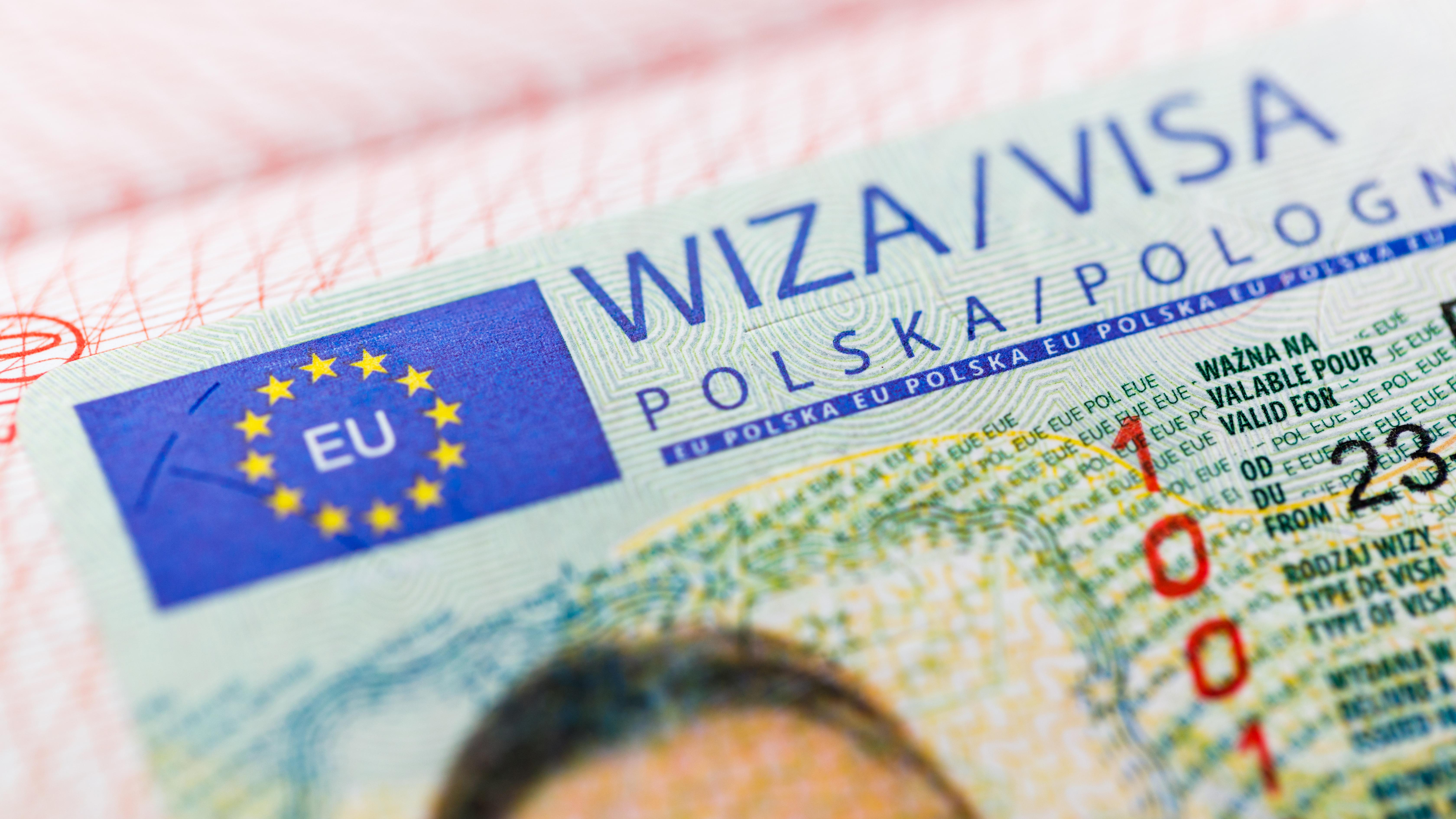 получить рабочую визу в Польшу